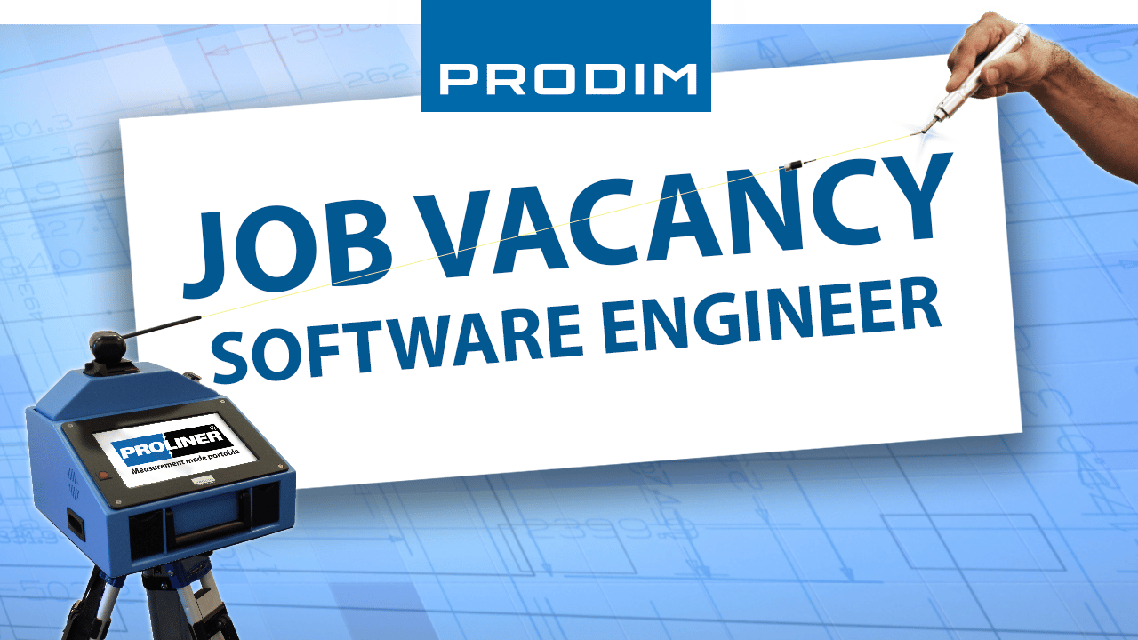 Poste vacant chez Prodim - Software Engineer
