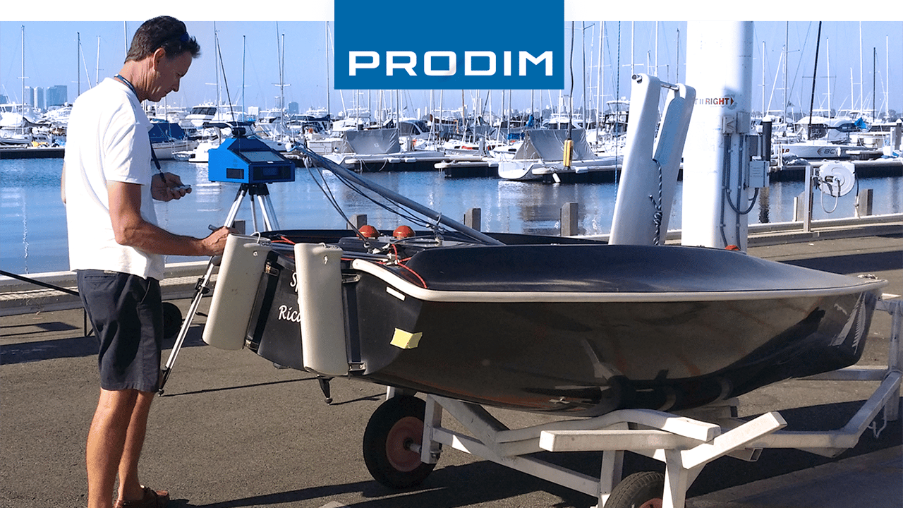 Utilisateur de Prodim Proliner MC Marine