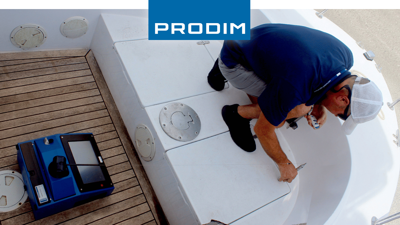 Utilisateur de Prodim Proliner Of the Hook