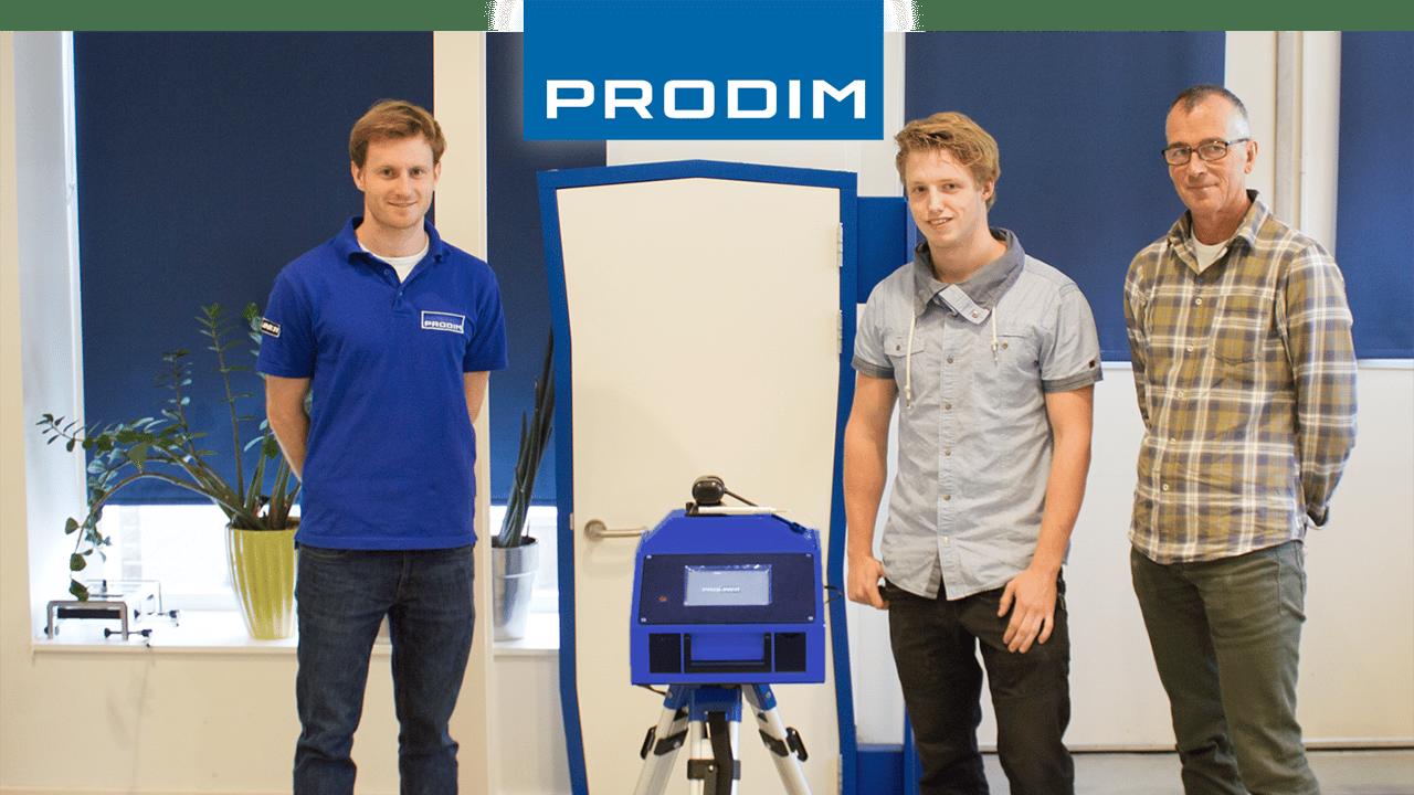 Utilisateur de Prodim Proliner Van Daalen Houttechniek