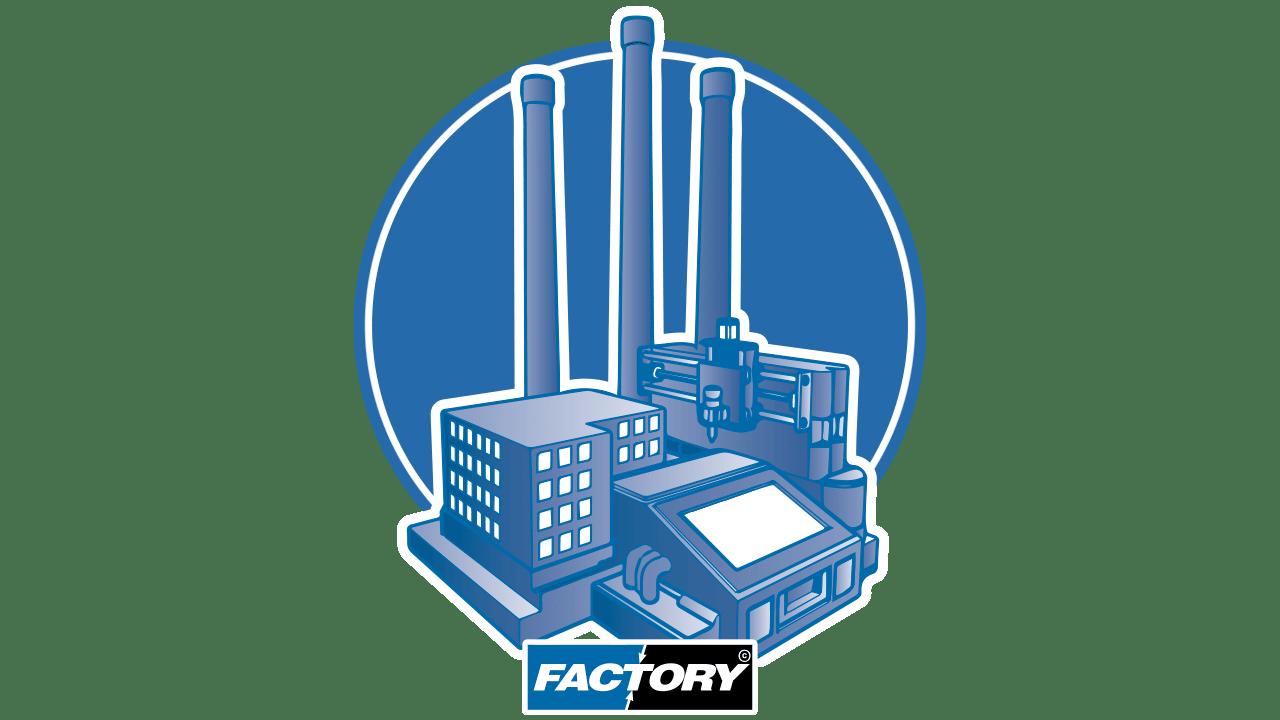 Logo du logiciel Prodim Factory