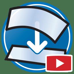 Bouton permettant de regarder des vidéos Proliner de modélisation numérique de verre bombé double paroi et de pare-brise