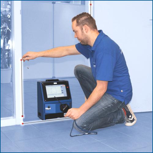 Bouton - Accéder aux Solutions industrielles Prodim dédiées aux portes et fenêtres
