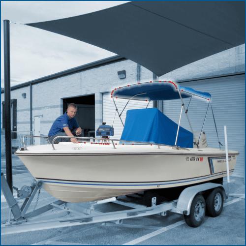 Bouton - Accéder aux Solutions industrielles Prodim dédiées à la marine et à la construction de yachts