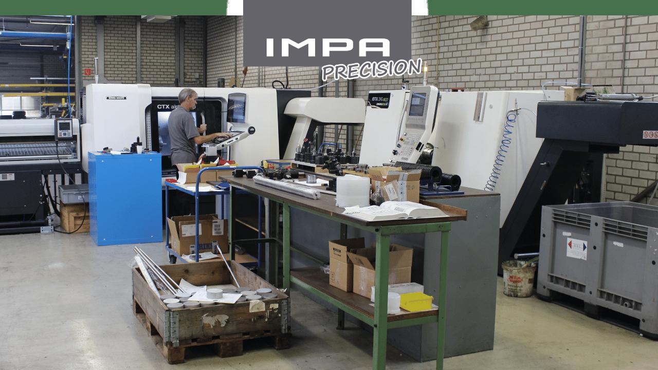 IMPA Precision - Tours à outils entraînés