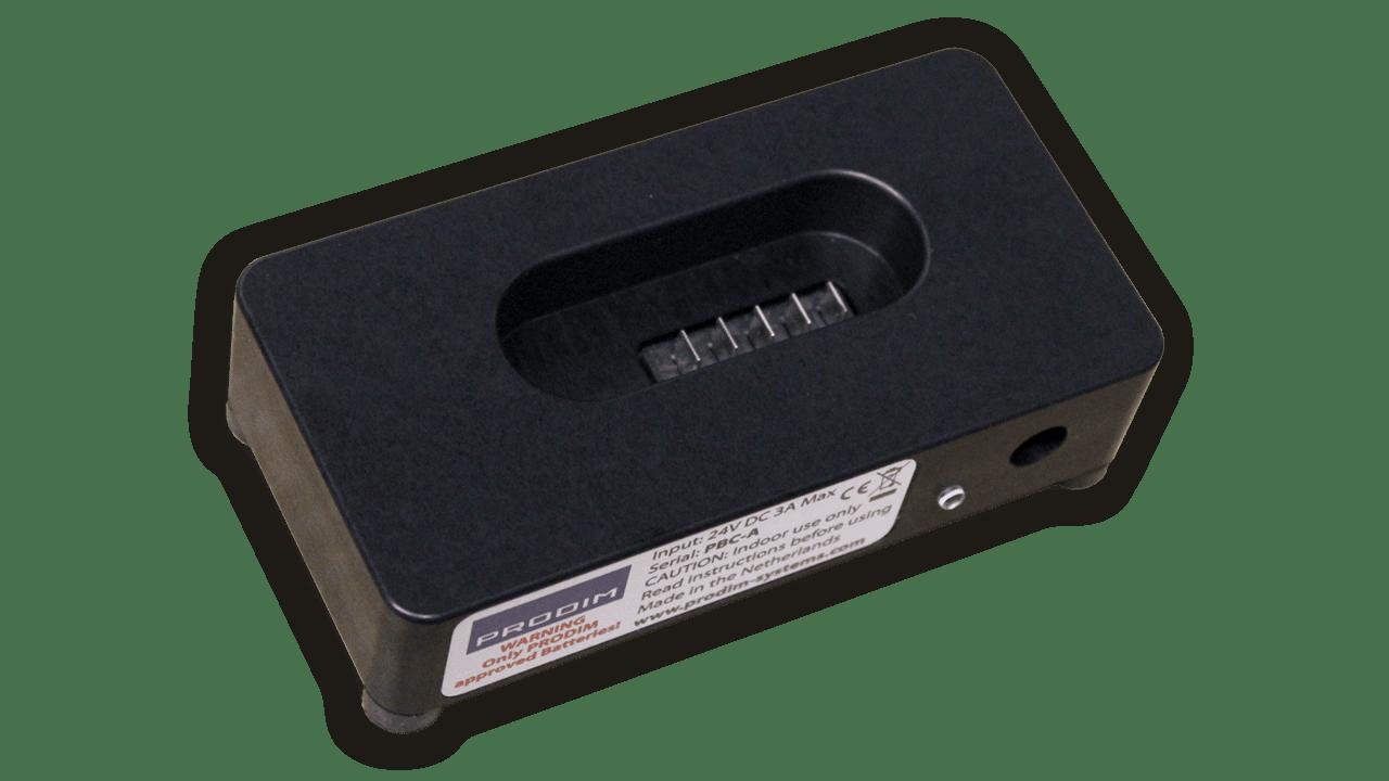 Chargeur de batterie de Prodim Proliner