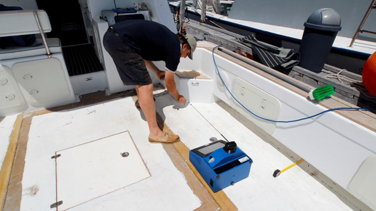 Solutions industrielles Prodim dédiées à la marine et aux yachts - Ponts