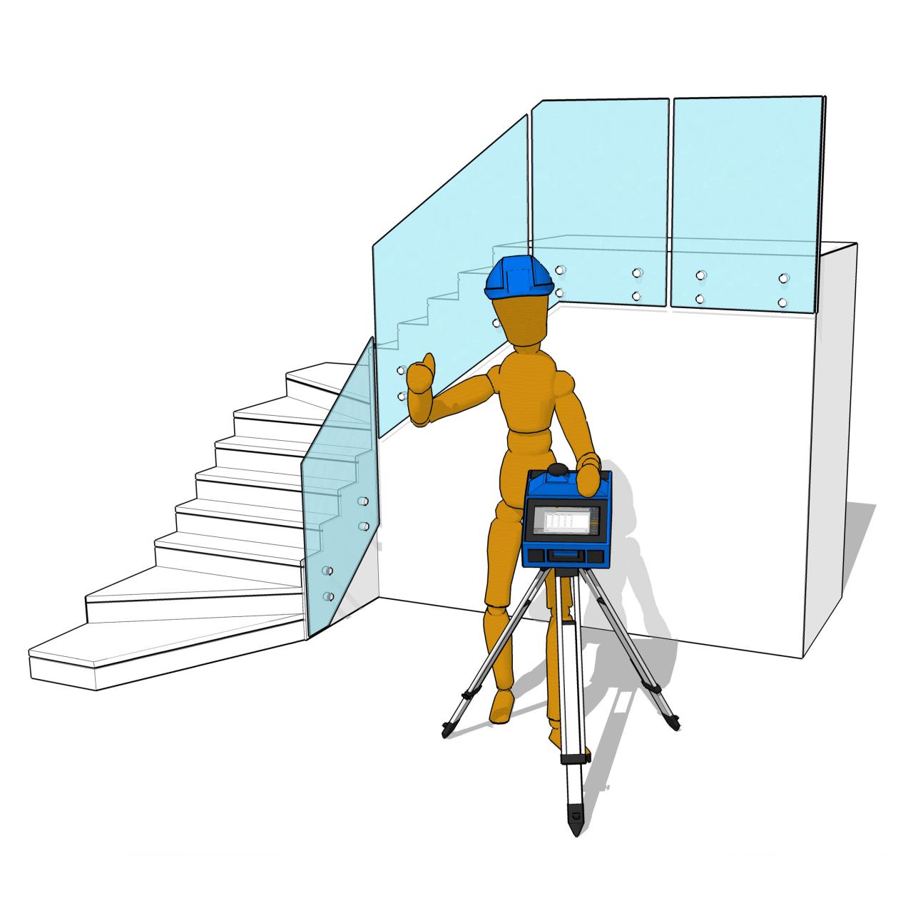 Prodim Proliner CS Survey - Établissez votre plan numérique