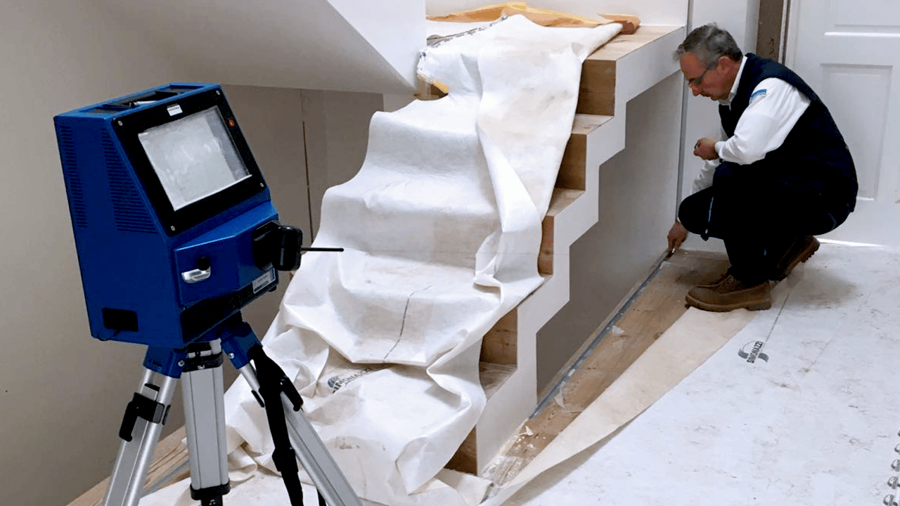 Solutions industrielles Prodim dédiées au verre architectural - Balustrade