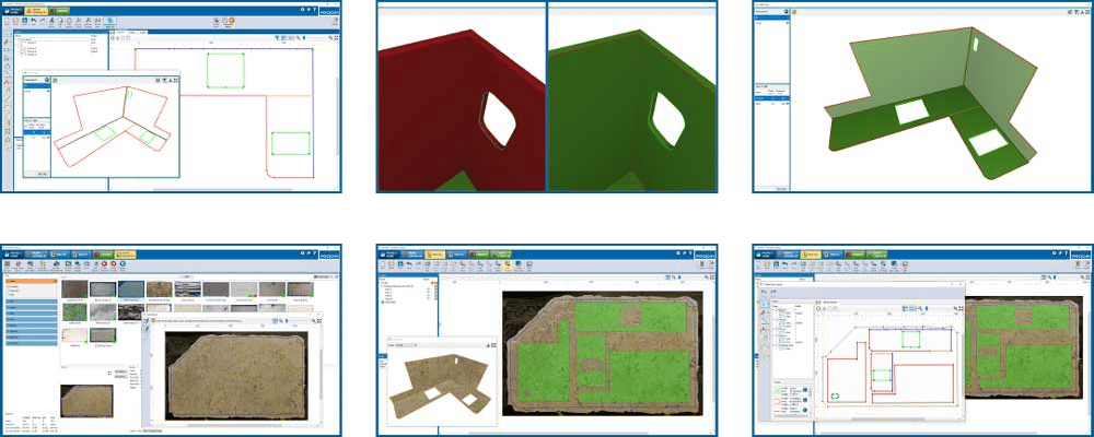 Screenshots - Logiciel Prodim Factory - Solutions pour l'industrie du pierre