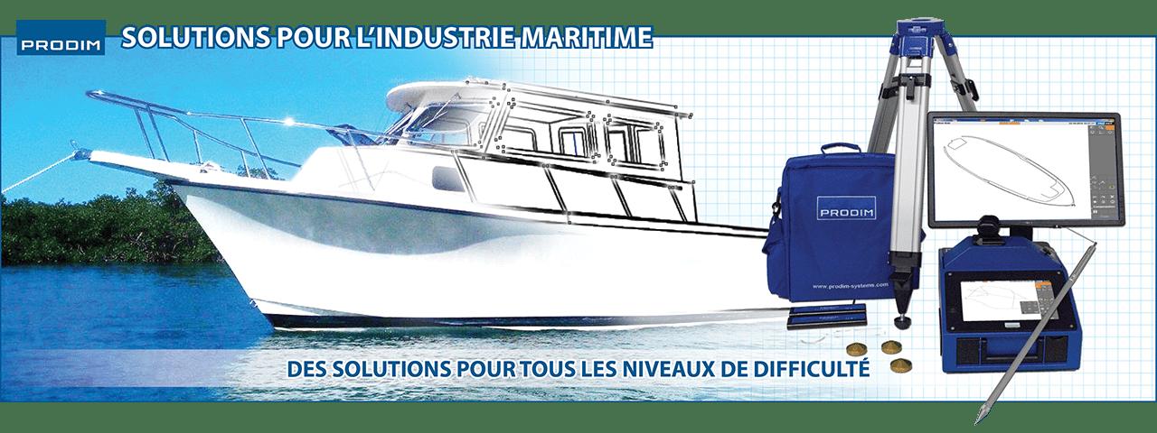 Slider - Solutions complètes de modélisation numérique dédiées au secteur de la marine. Cliquez ici pour plus d'informations