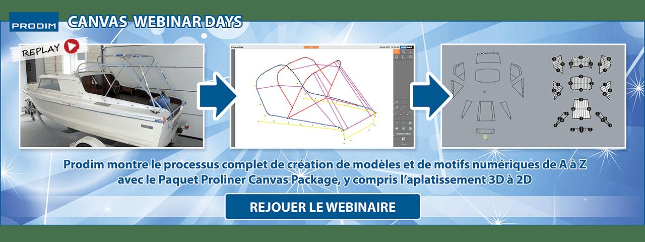 Slider - Prodim Canvas Webinar Days - Mai 2021 - Rejouer le Webinaire